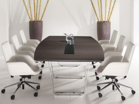 davis furniture conference table